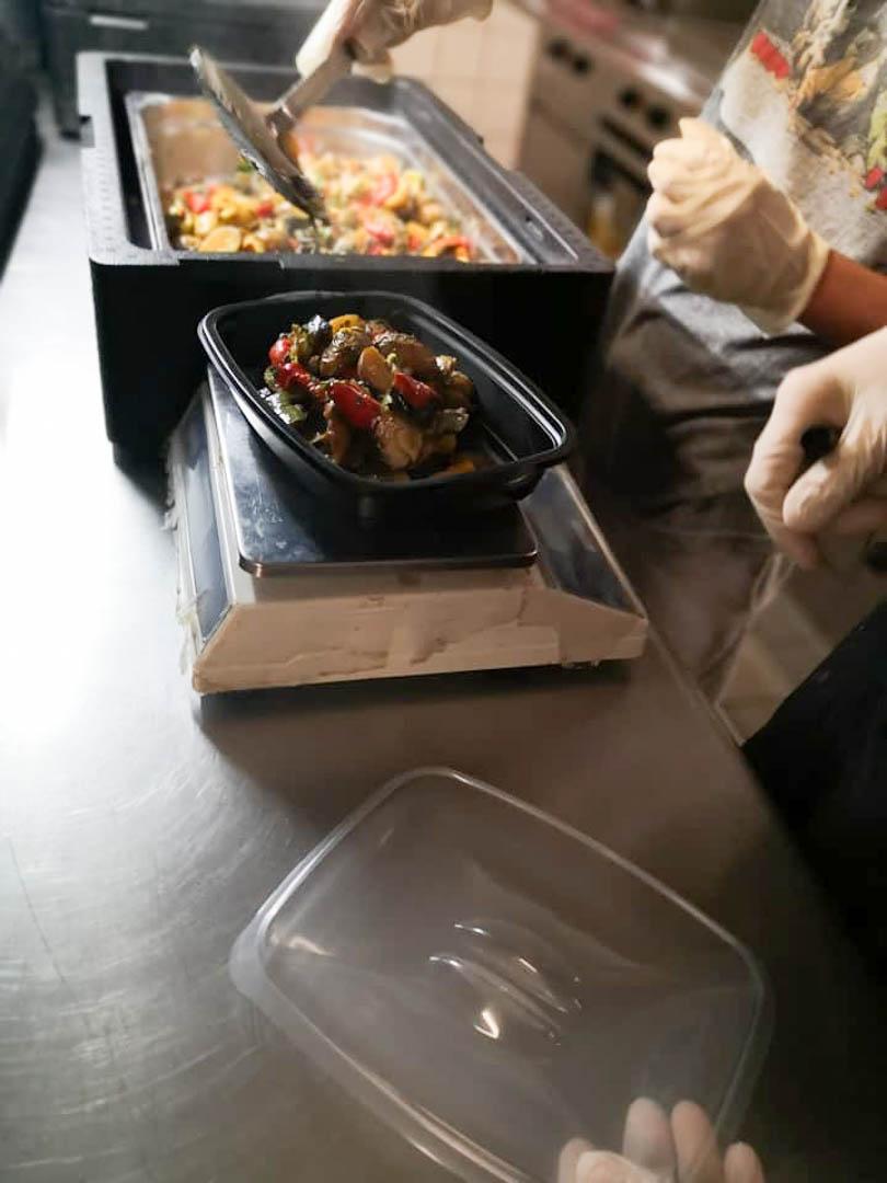 Die Lunchbox in der Corona Krise