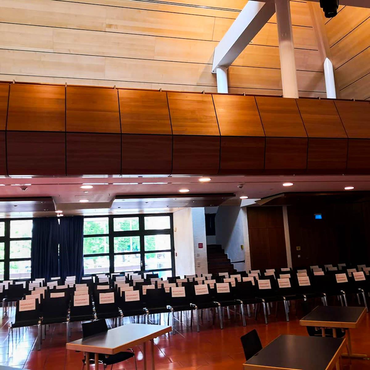 Saal und Seminarräume in München