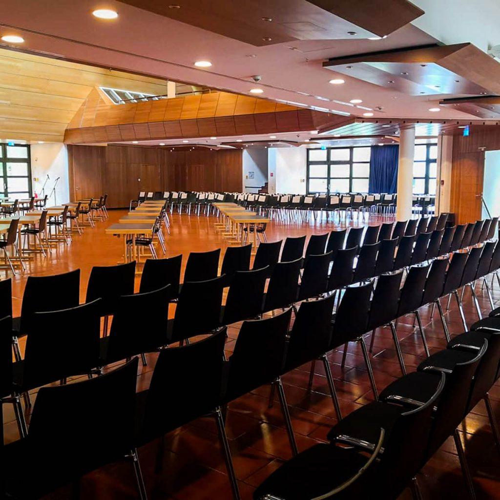 Der Saal für Ihre Veranstaltung