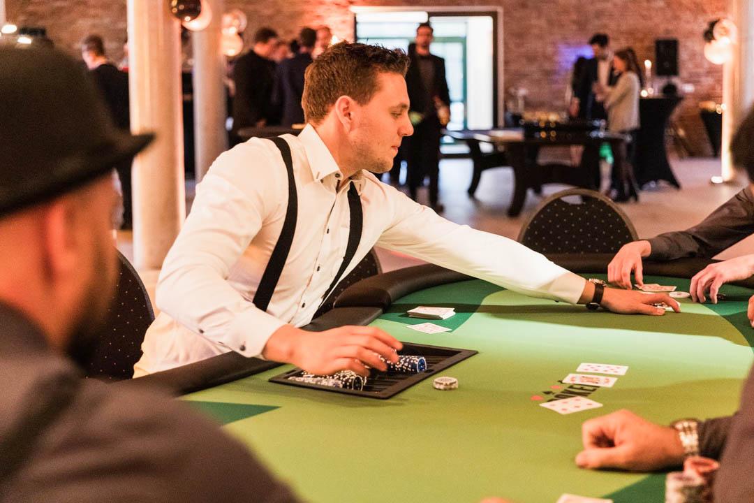 Mobiles Casino in der Kaltmühle