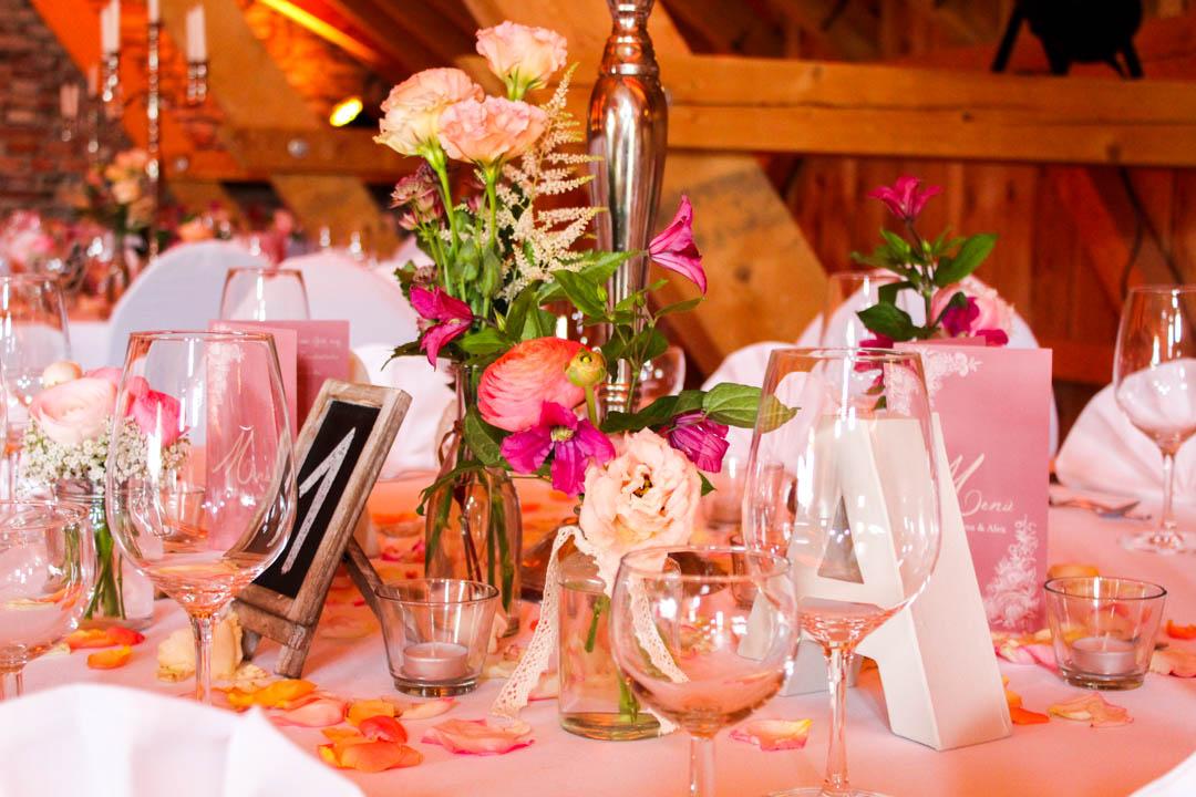 Der Biobauernhof als Hochzeitslocation