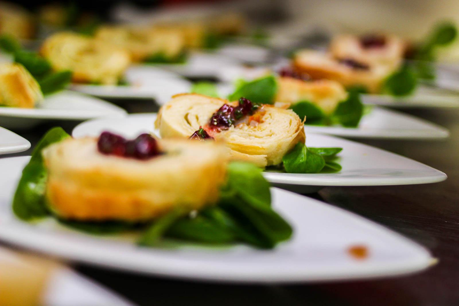 Running Dinner in der Flugwerft Oberschleißheim
