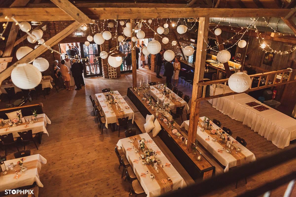 Hochzeitslocation Alte Tenne Moosinning