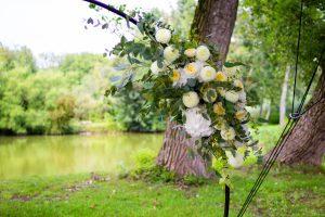 Outdoor-Hochzeit in der Kaltmühle