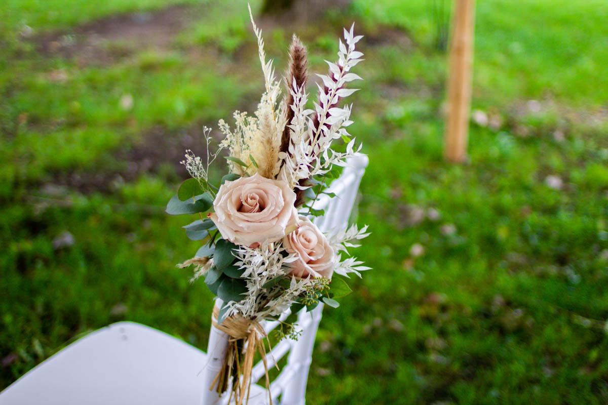 Die Outdoor-Hochzeit in der Kaltmühle