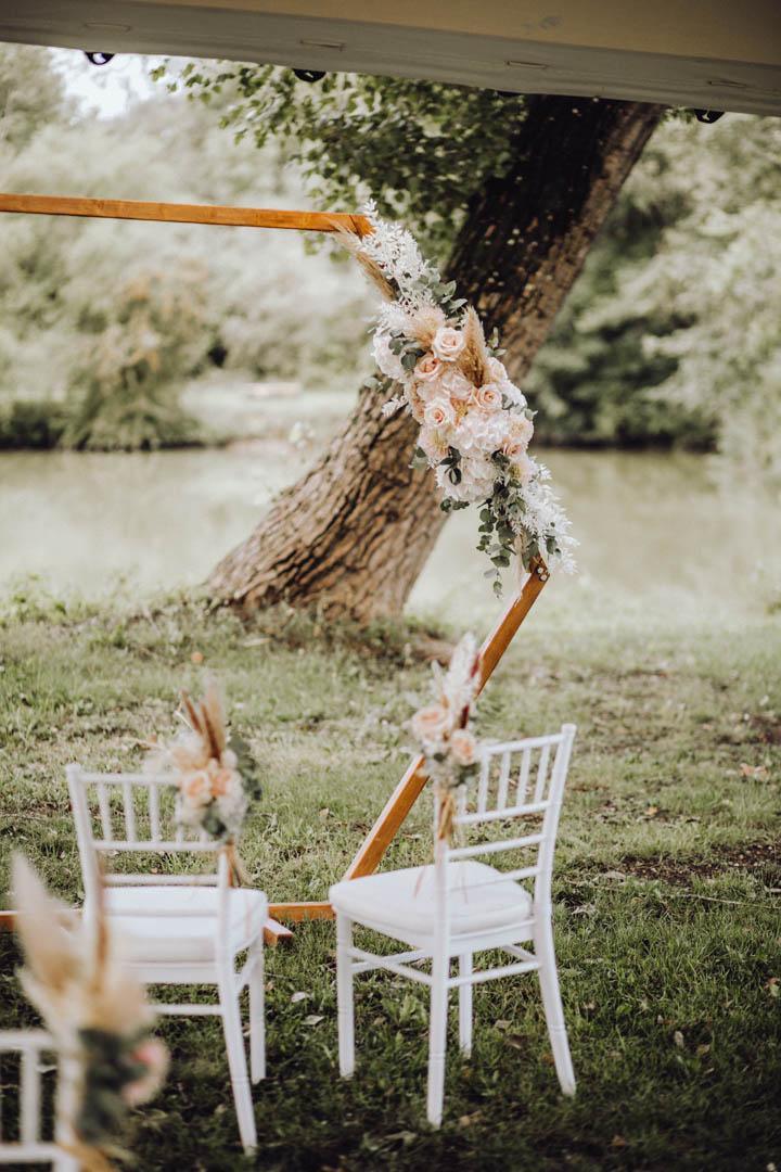 Boho-Hochzeits-Locationen