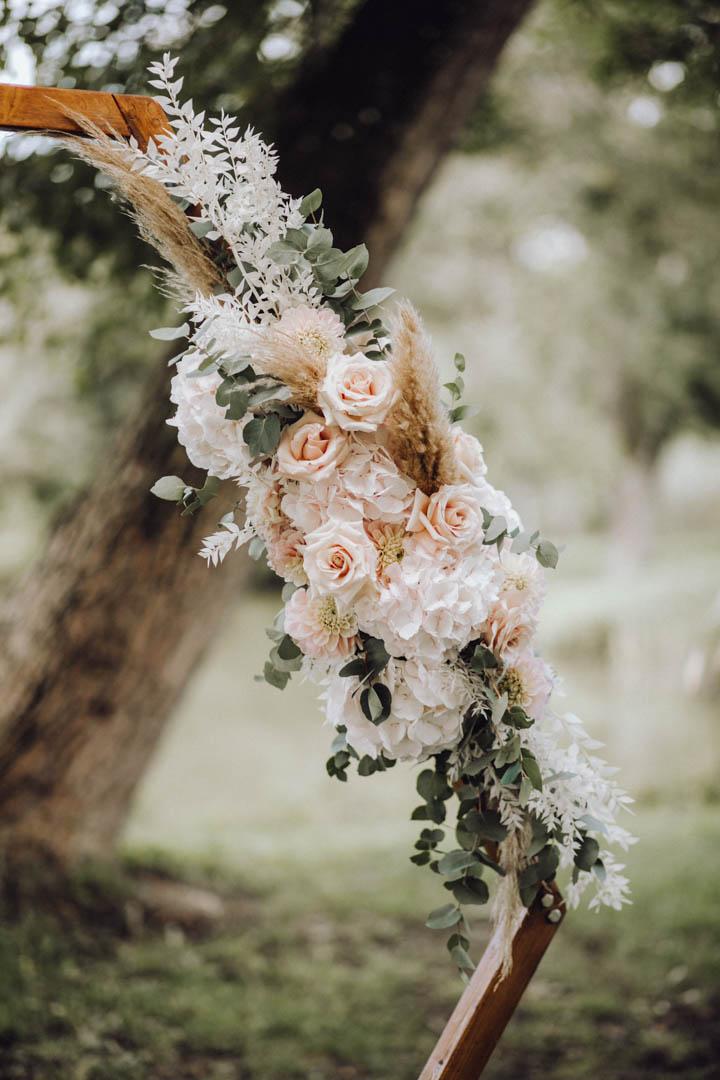 Blumen für Hochzeit München vom Blumenfester Dachau