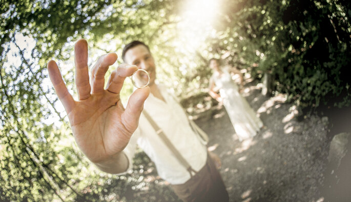 Hochzeitslocation in der Remise in Gauting