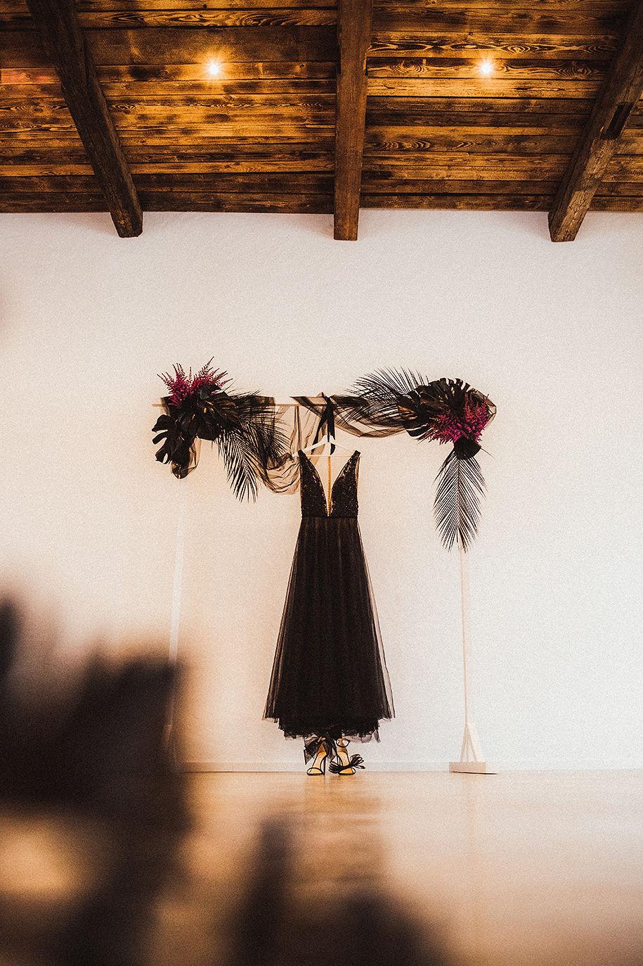 Moody-Hochzeit