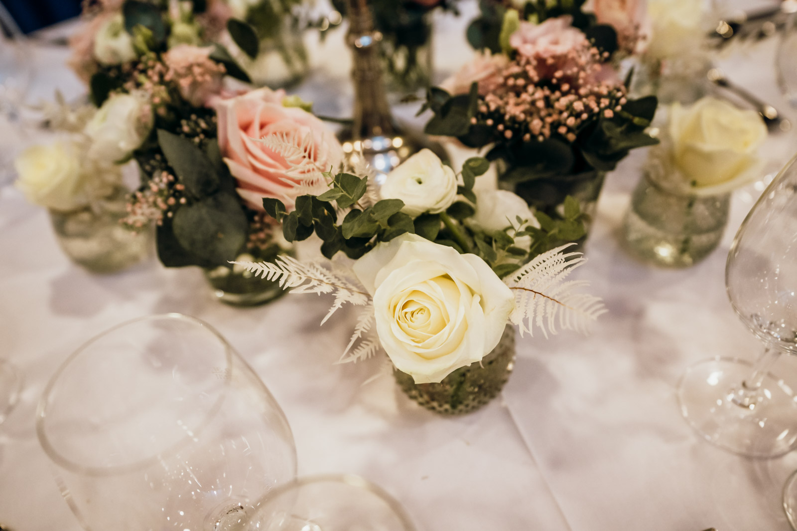 klassische Hochzeit