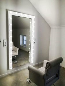 Lady-Room für das Getting Ready