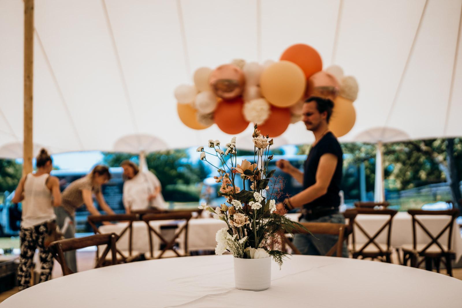 Outdoor Hochzeitslocation